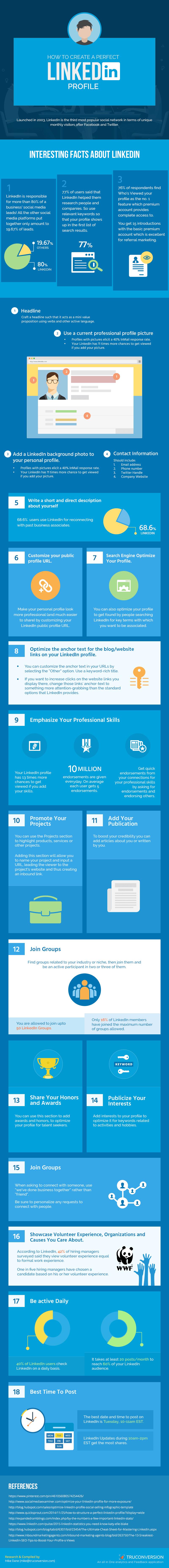 Perfil LinkedIn | Posicionamiento web webposicionamiento.eu