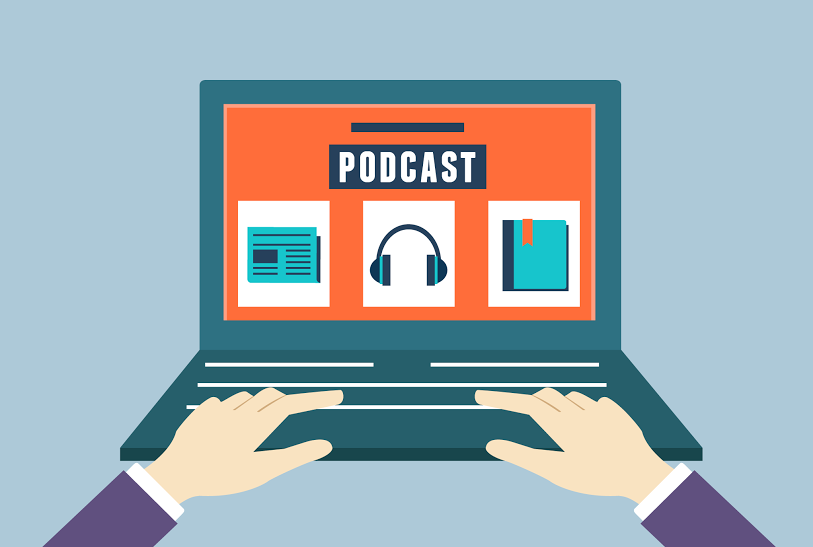 podcast y marketing